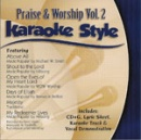 Karaoke Style: Praise and Worship, Vol. 2