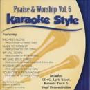 Karaoke Style: Praise & Worship, Vol. 6 image