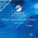 When Jesus Speaks Peace image