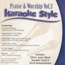 Karaoke Style: Praise and Worship, Vol. 3