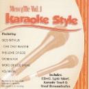 Karaoke Style: MercyMe, Vol. 1