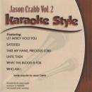 Karaoke Style: Jason Crabb, Vol. 2