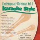 Karaoke Style: Contemporary Christmas, Vol. 4