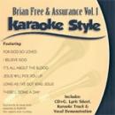 Karaoke Style: Brian Free & Assurance, Vol. 1